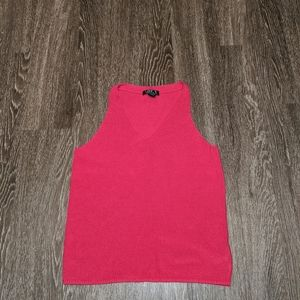 Ralph Lauren Retro Hot Pink Tank